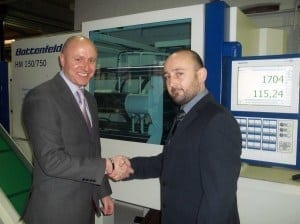 Injection moulding uk
