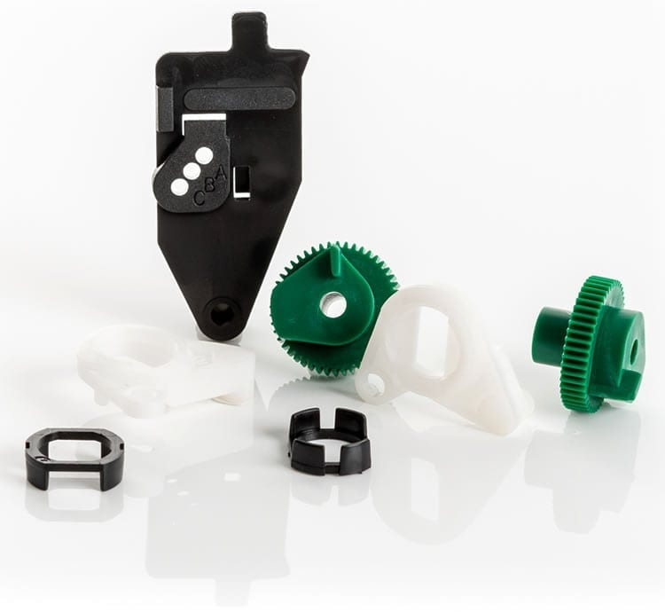 uses of injection moulding